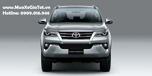 Toyota Fortuner 2017 sẽ ra mắt Việt Nam đầu năm 2017
