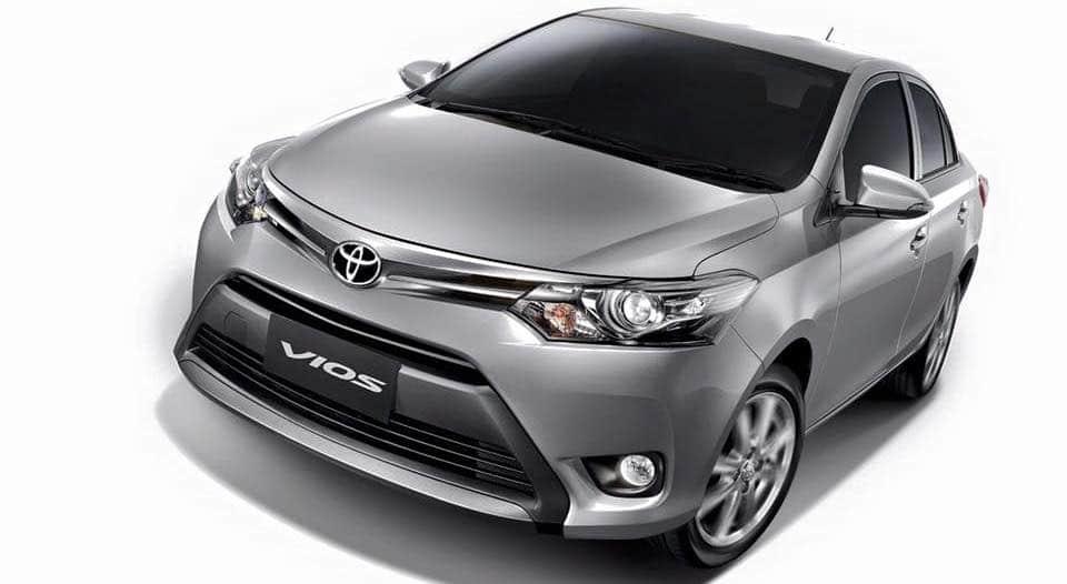 Toyota Vios 2017 Facelift