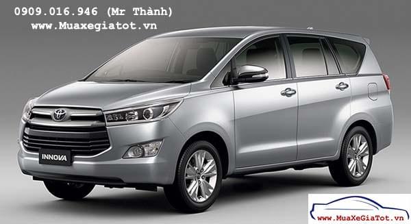 xe toyota innova - Nội thất Toyota Innova 2017 có gì đặc biệt - Muaxegiatot.vn