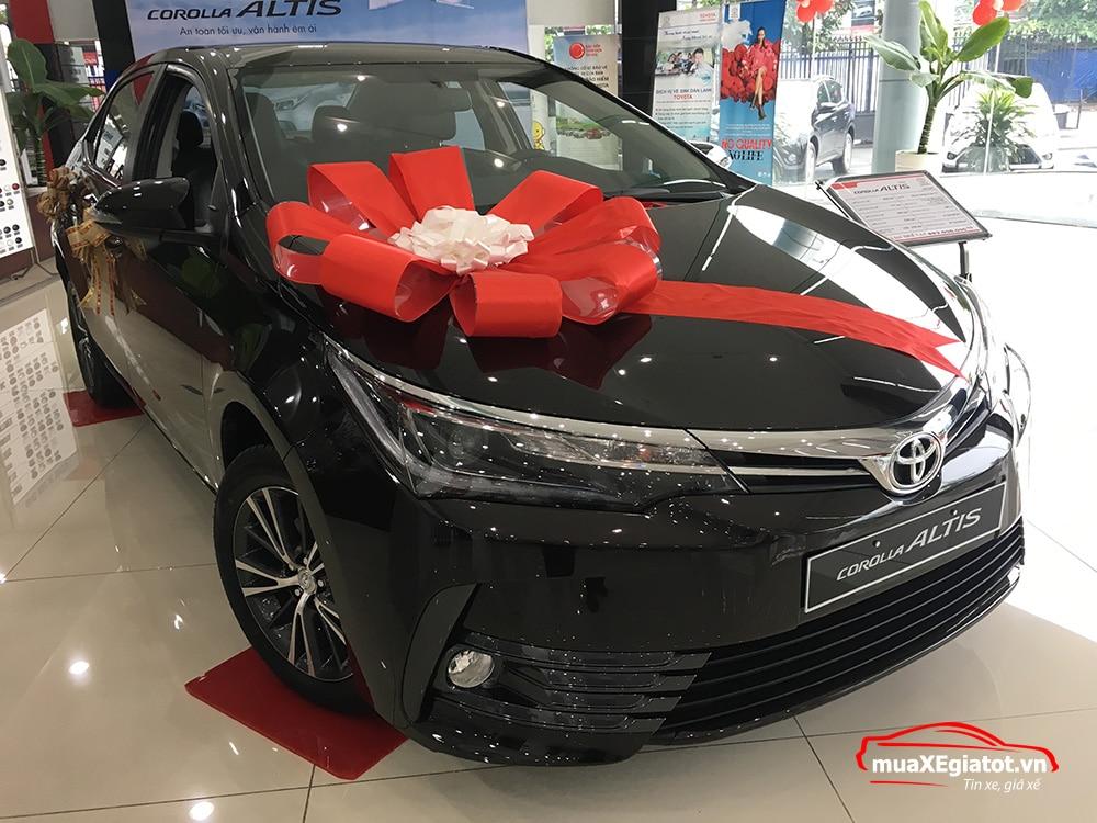 corolla altis 2018 2 0 CVT luxury mau den he thong den truoc - Điểm qua vài nét cơ bản về dòng Toyota Altis 2020 - Muaxegiatot.vn