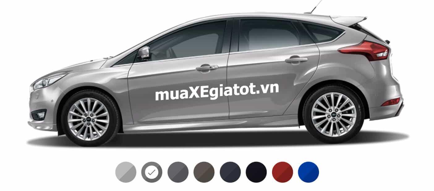 màu xe ford focus 2017 - Cảm hứng cho thiết kế Ford Focus 2020 - Muaxegiatot.vn