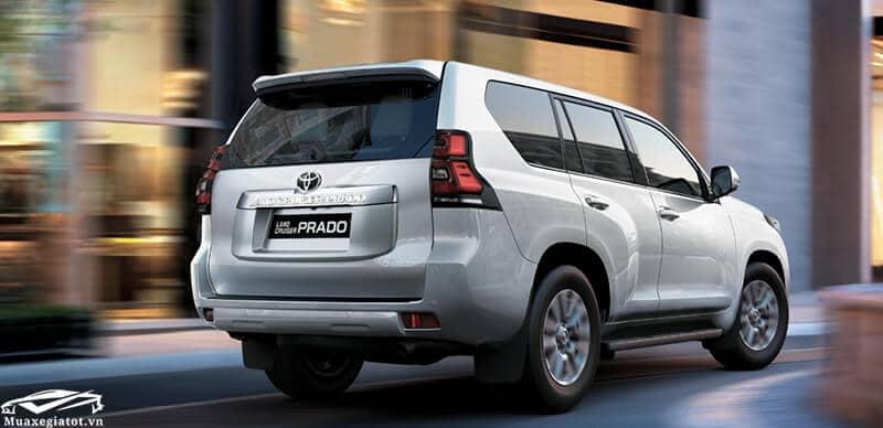 toyota land cruiser prado 2018 vx 4 - Toyota Prado 2021: Giá lăn bánh, Khuyến mãi #1, Trả góp! - Muaxegiatot.vn