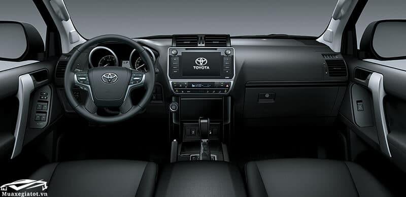 toyota land cruiser prado 2018 vx noi that xe - Toyota Prado 2021: Giá lăn bánh, Khuyến mãi #1, Trả góp! - Muaxegiatot.vn