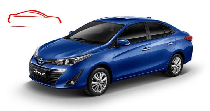 Toyota Yaris Ativ muaxegiatot vn 11 - Trải nghiệm Toyota Yaris 2018 sắp về Việt Nam - Muaxegiatot.vn